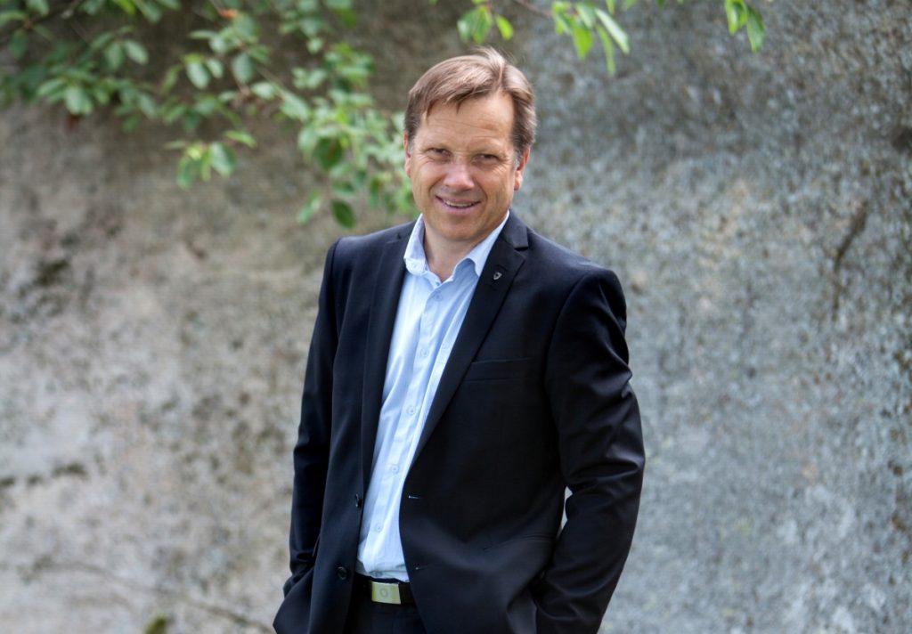 Lasse Hansen, administrerende direktør i KS. Foto: Johnny Syversen.