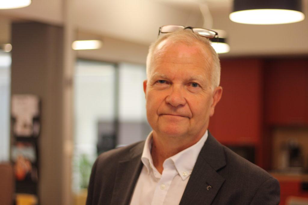 Heikki Telekivi är glad över att kommunernas internationella samarbete har fått en ny riktning.