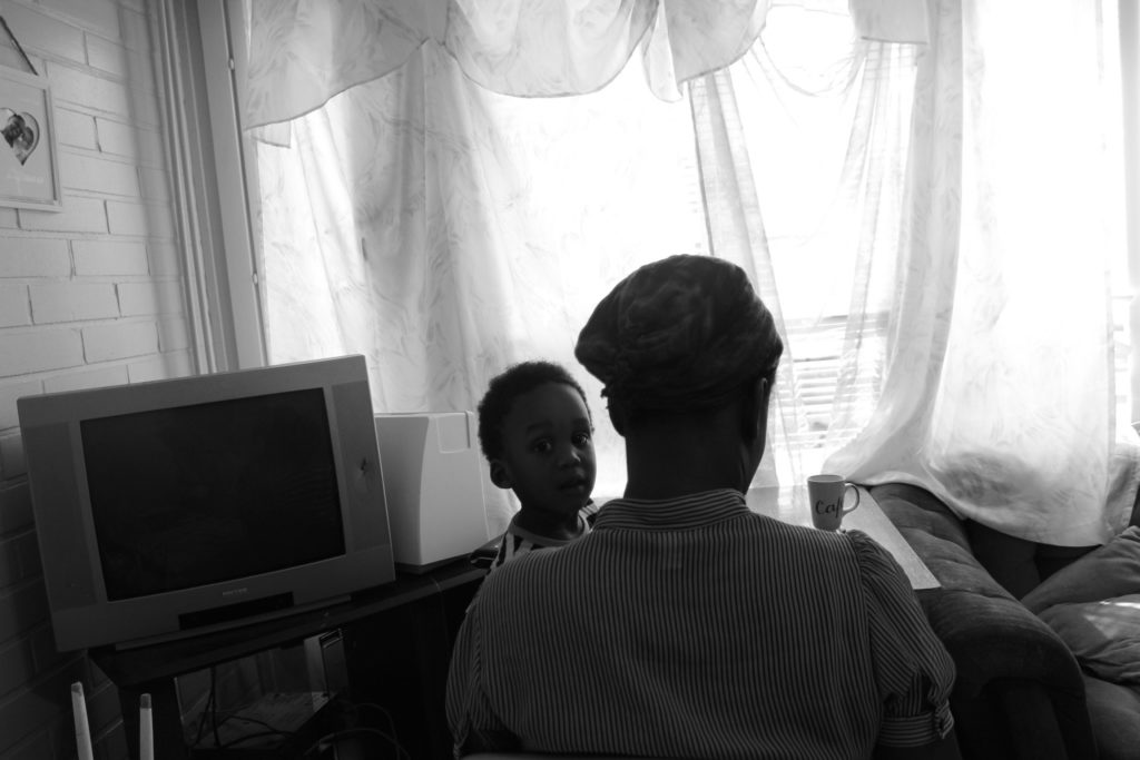 I fjol tog hjälpsystemet för människohandelsoffer emot 163 nya klienter, merparten nigerianska kvinnor som råkat ut för sexuell människohandel. Av de nya klienterna anlände sex efter kontakt från någon kommun. Merparten hittade fram efter larm från flyktingmottagningar, Migrationsverket, jurister eller polisen. Foto: Jeanette Björkqvist