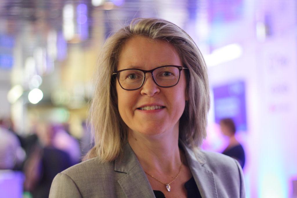 Annika Hellberg är ekonomichef i Vallentuna, en kommun som haft stor nytta av SKL:s Kommunkompassen. Foto: Dan Lolax