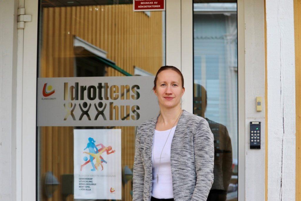 Jämställdheten inom den åländska idrotten har inte kartlagts, säger Ålands Idrotts sportchef Jenna Gestranius.