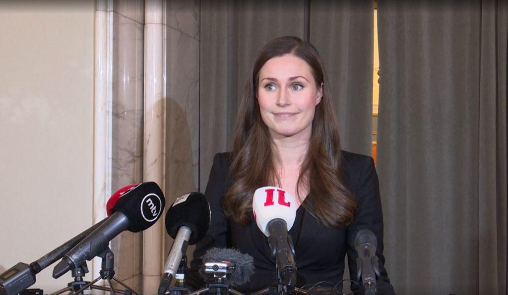 Statsminister Sanna Marin har inte insjuknat i covid-19.