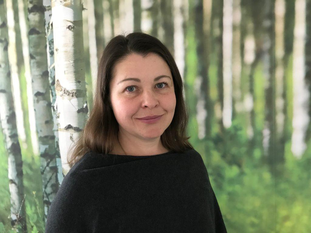 Meri Larivaara är sakunnig och läkare vid föreningen Psykisk Hälsa Finland.