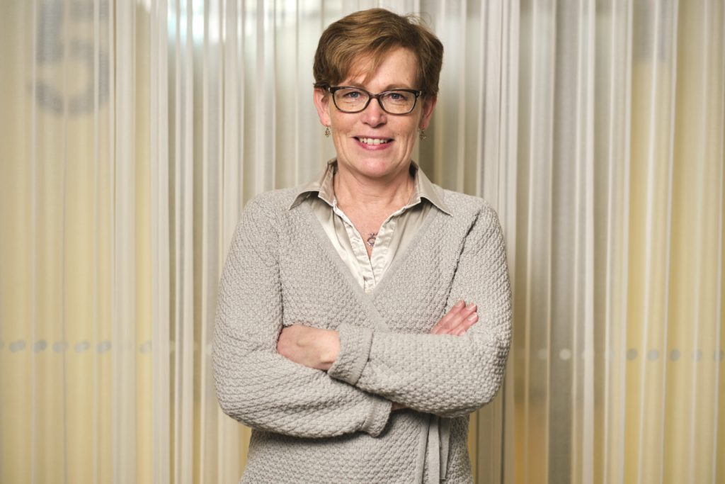 Christina Gestrin blir Folktingets nya generalsekreterare.