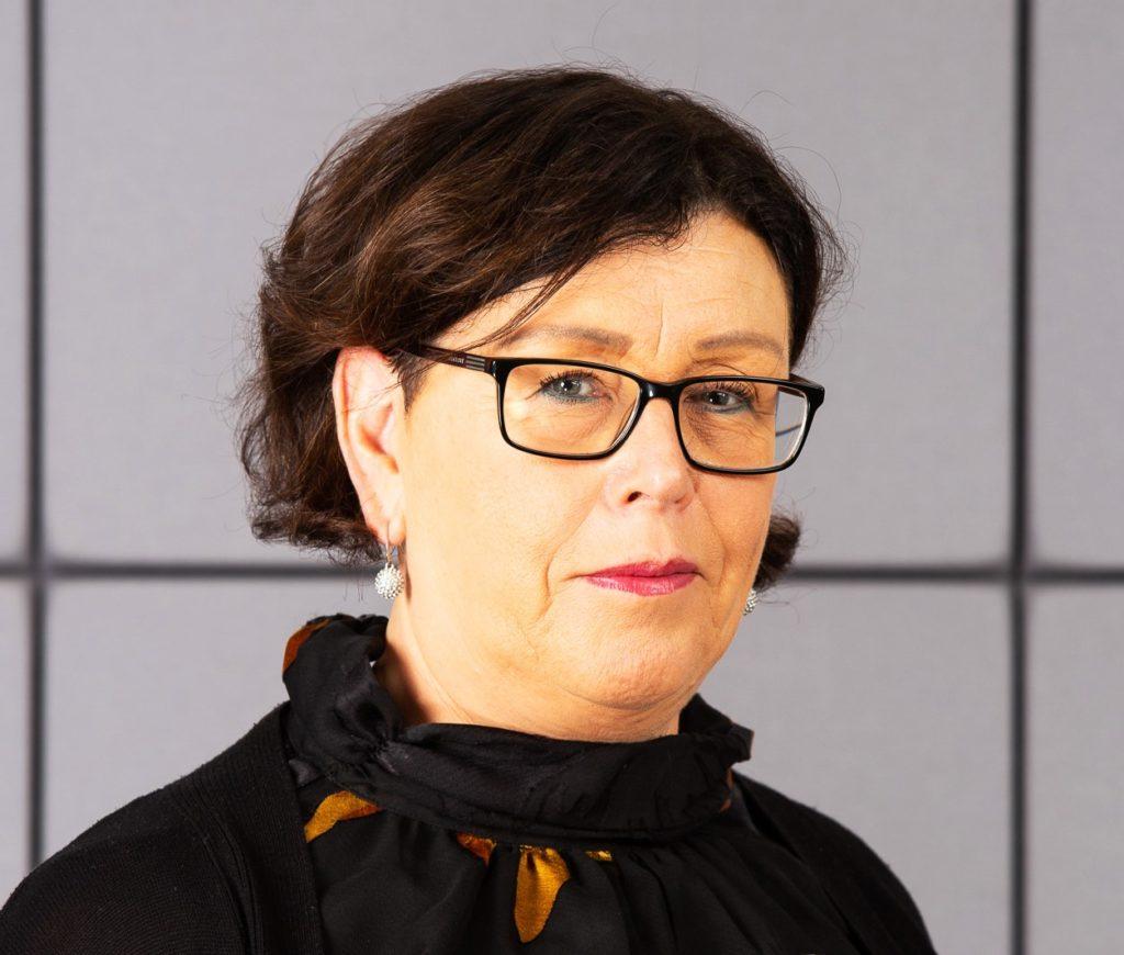 Lantråd Veronica Thörnroos säger att Foto: Ålands landskapsregering