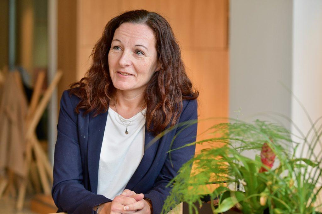 Marina Lindell är ansvarig forskare för Språkbarometern.