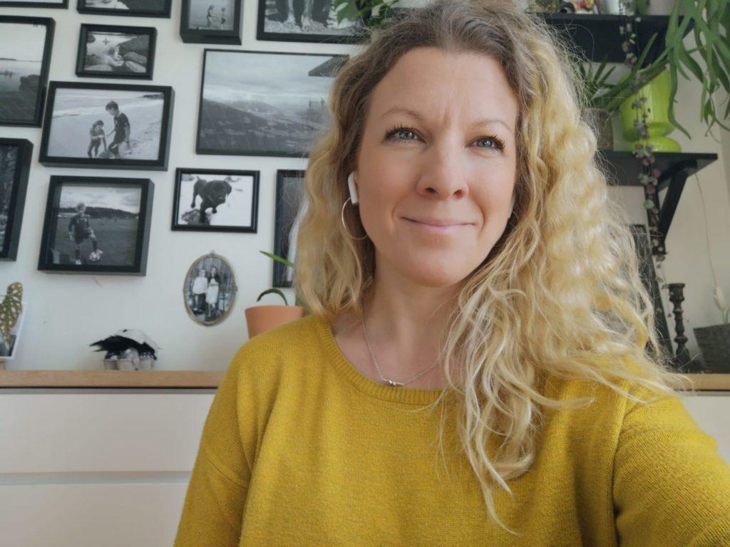 Hanna Mehtonen-Rinne är kultursekreterare vid Kimitoöns kommun. Foto: privat