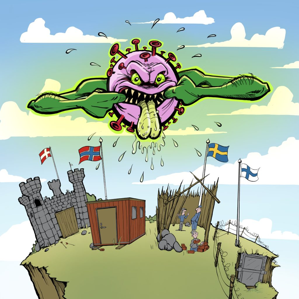 Illustration: Sebastian Dahlström