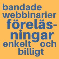 Banner: Videoutbildningar