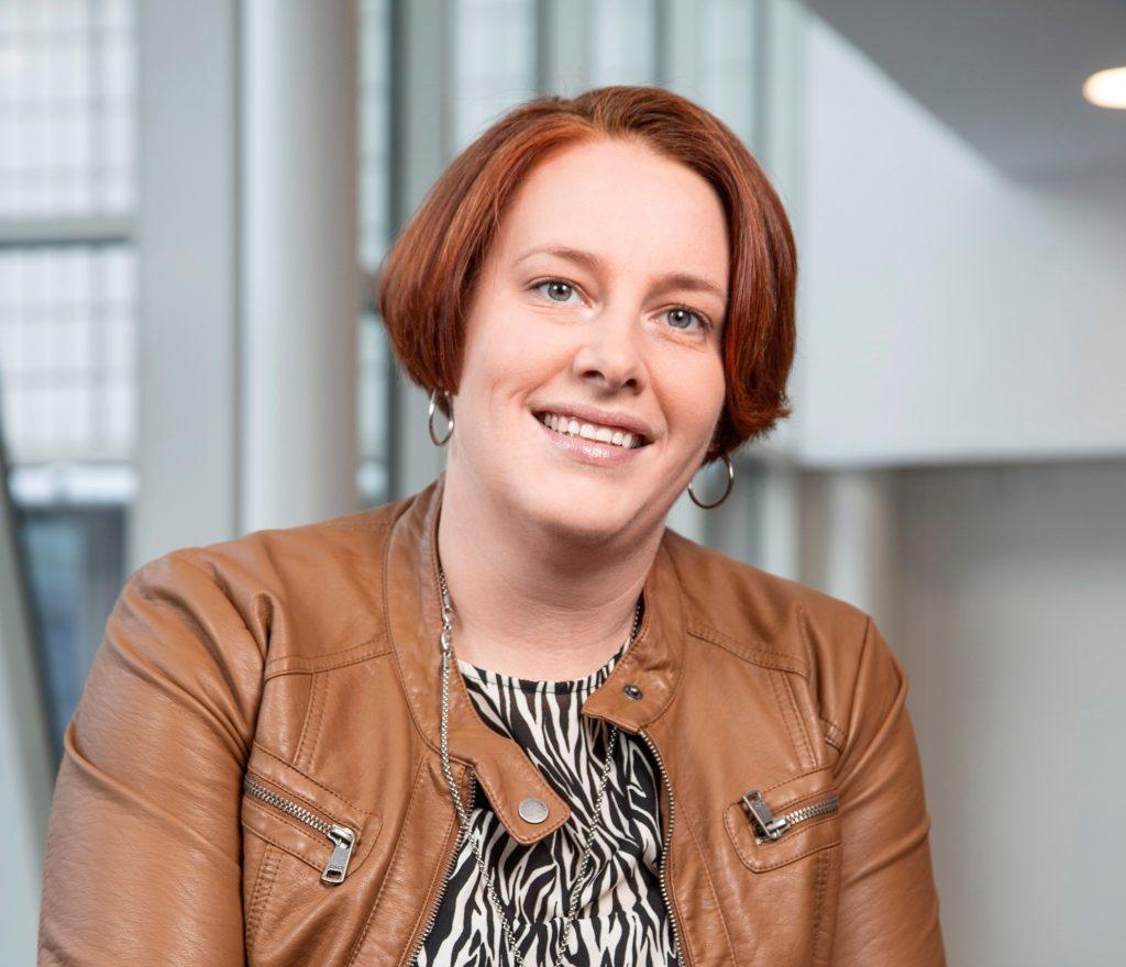 Linda Felixson är t.f. ordförande för Finlands svenska lärarförbund.