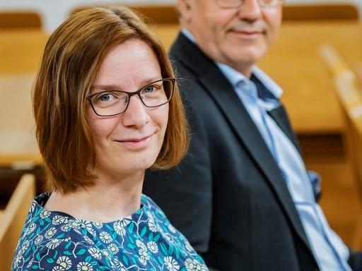 Mikaela Björklund är ny stadsdirektör i Närpes.