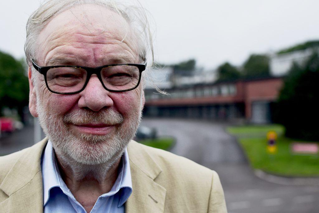 Björn Månsson, SFP, omvaldes i söndagens kommunalval.