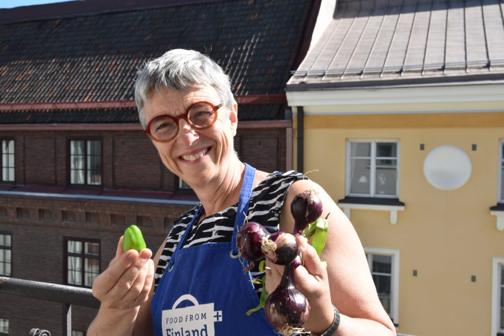 Svenska måltidsakademin korade Bitte Westerlunds bok Smaka på Västnyland till vinnare i nordisk måltidslitteratur i fjol.