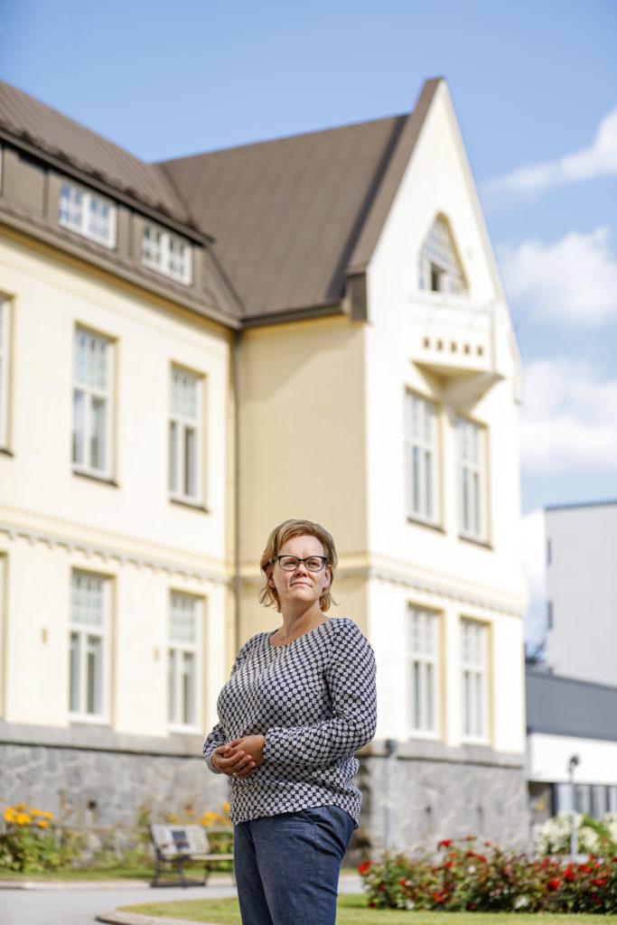 Ibland kan det kan vara gamla upplevelser som får nytt liv på sociala medier, säger Pia-Maria Sjöström.