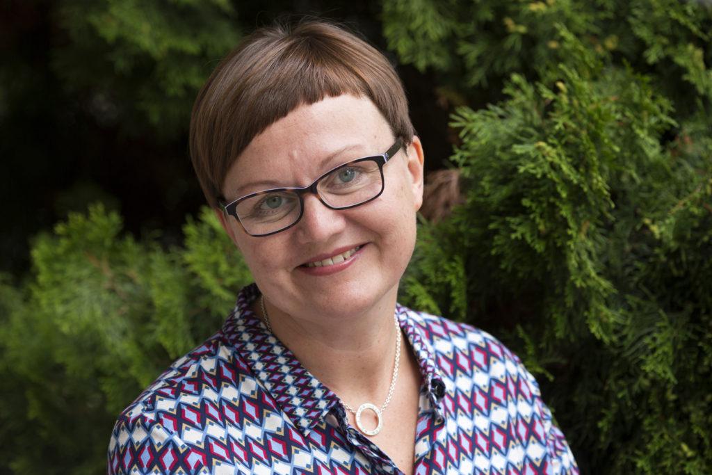 Anneli Pahta ser ut att bli social- och hälsovårdsdirektör i Salo, grannkommun till Kimitoön.