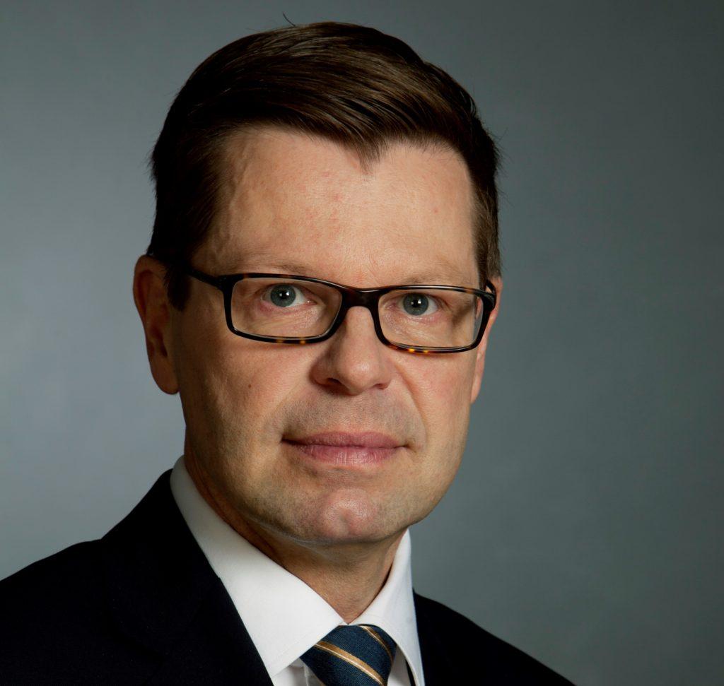 Professor Kimmo Grönlund.