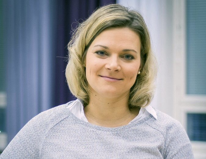 Erika Strandberg är ny kommundirektör i Kimitoöns kommun.