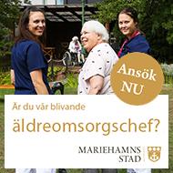 Mariehamn söker äldreomsorgschef