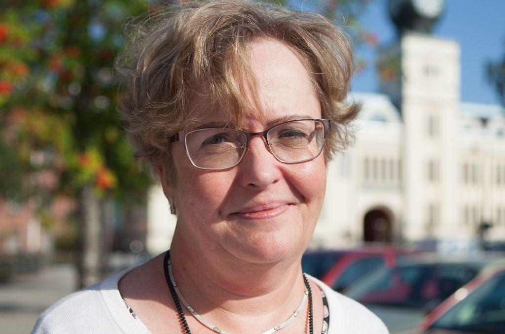 Anne Ekstrand valdes på måndagen till ny stadsdirektör i Jakobstad.