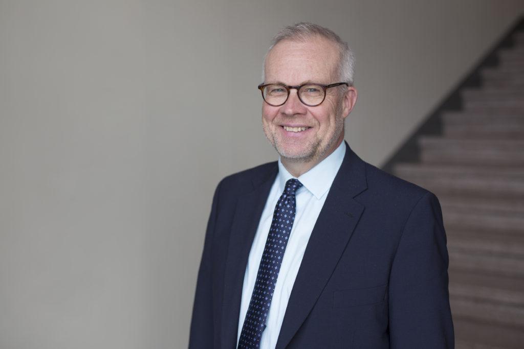Markus Sovala blir generaldirektör för Statistikcentralen.