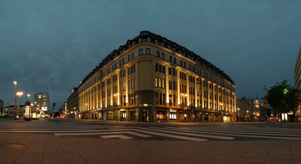 Stadskärnan i Åbo marknadsförs under namnet