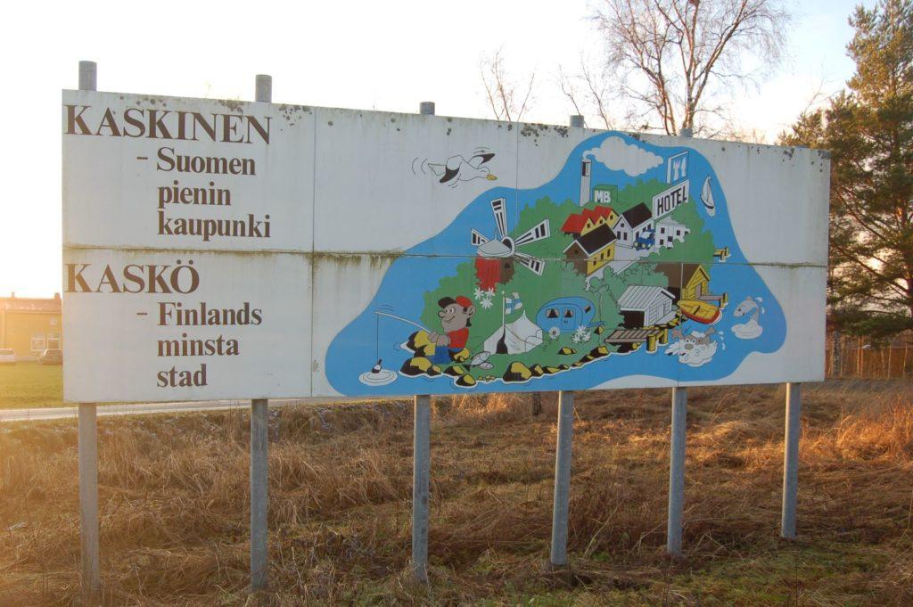 Kaskö har svårt att ta sig ur den negativa spiral som staden har befunnit sig i sedan Metsä Botnias nedläggning 2009.
