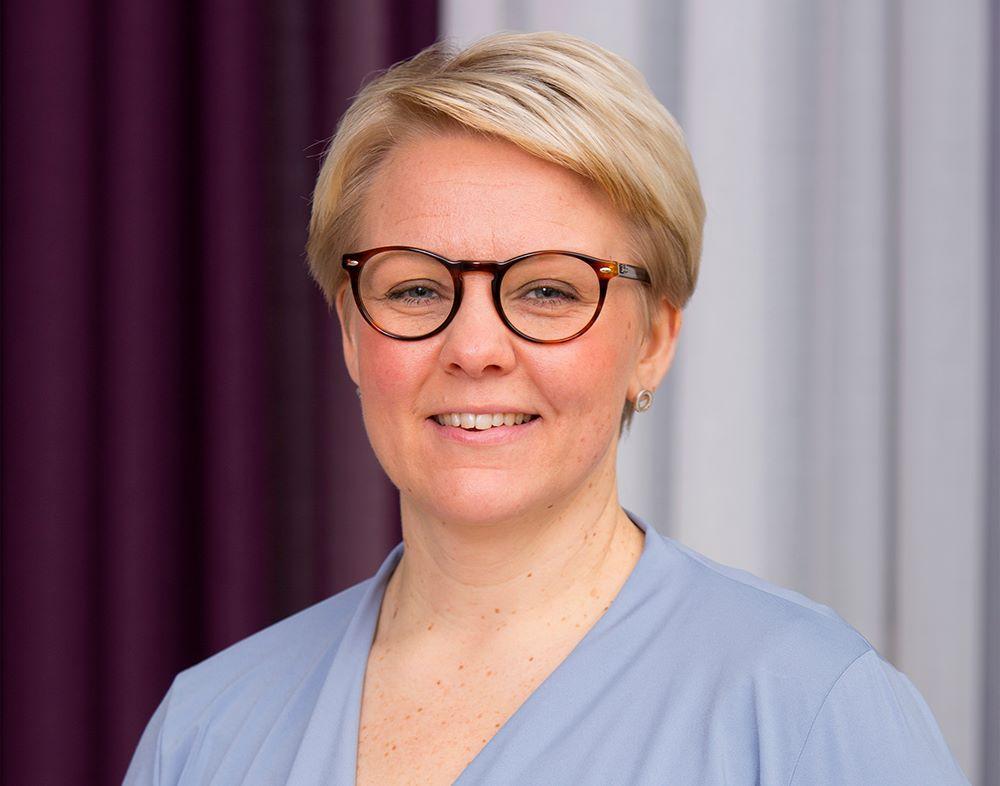 Daniela Sundberg.