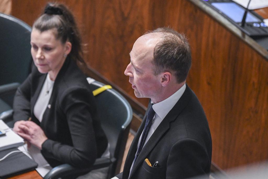 Sannfinländarna, ledda av Jussi Halla-aho, har lyckats i kandidatrekryteringen.