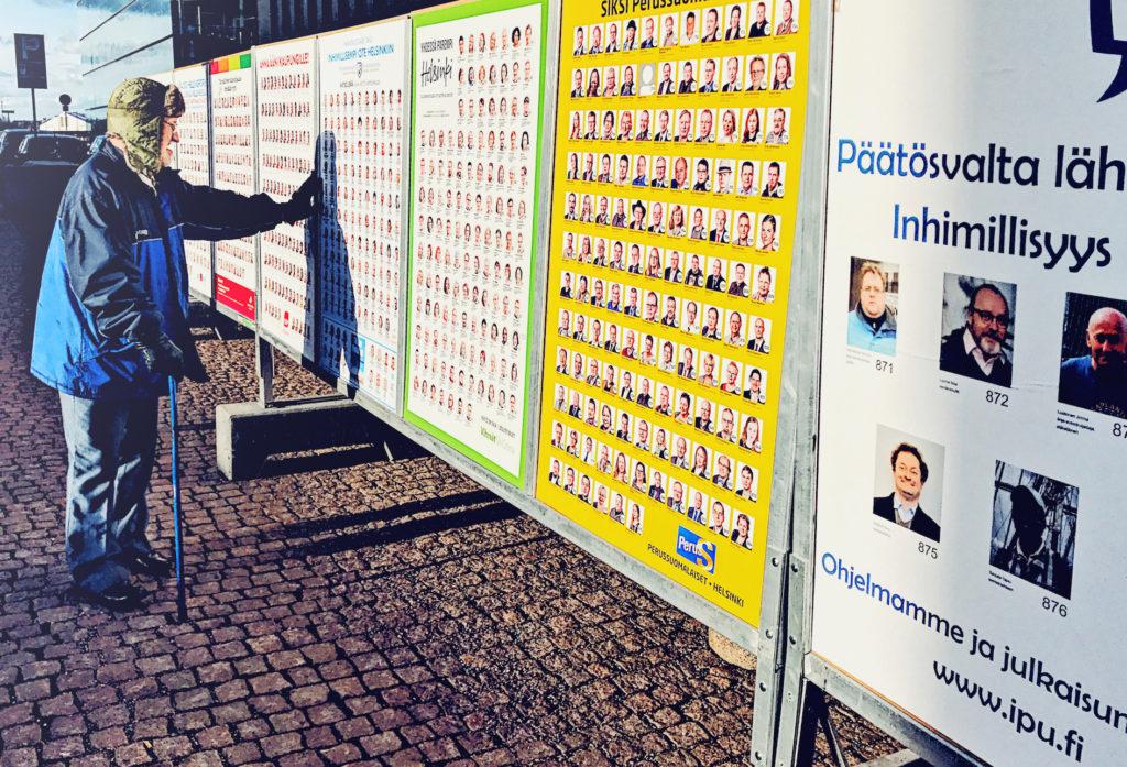 Kommunalvalskampanjen 2021 fördes främst på nätet. SFP i Nyland förde en tvåspråkig kampanj, men måste anstränga sig ytterligare för att nå andra än svenskspråkiga.