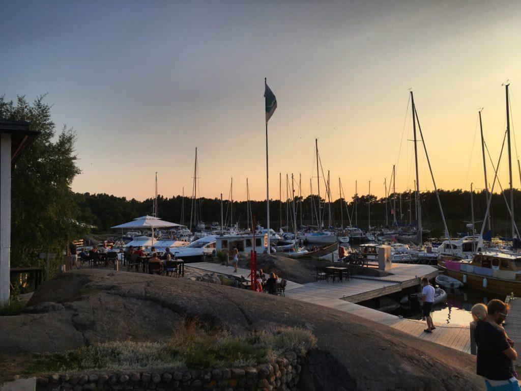 Örö i Kimitoöns skärgård hör till kommunens turistattraktioner.
