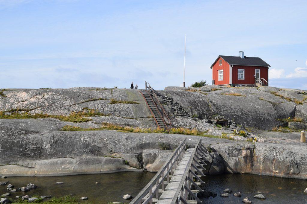 Finländarna tillbringar allt mer tid i sina fritidshus.