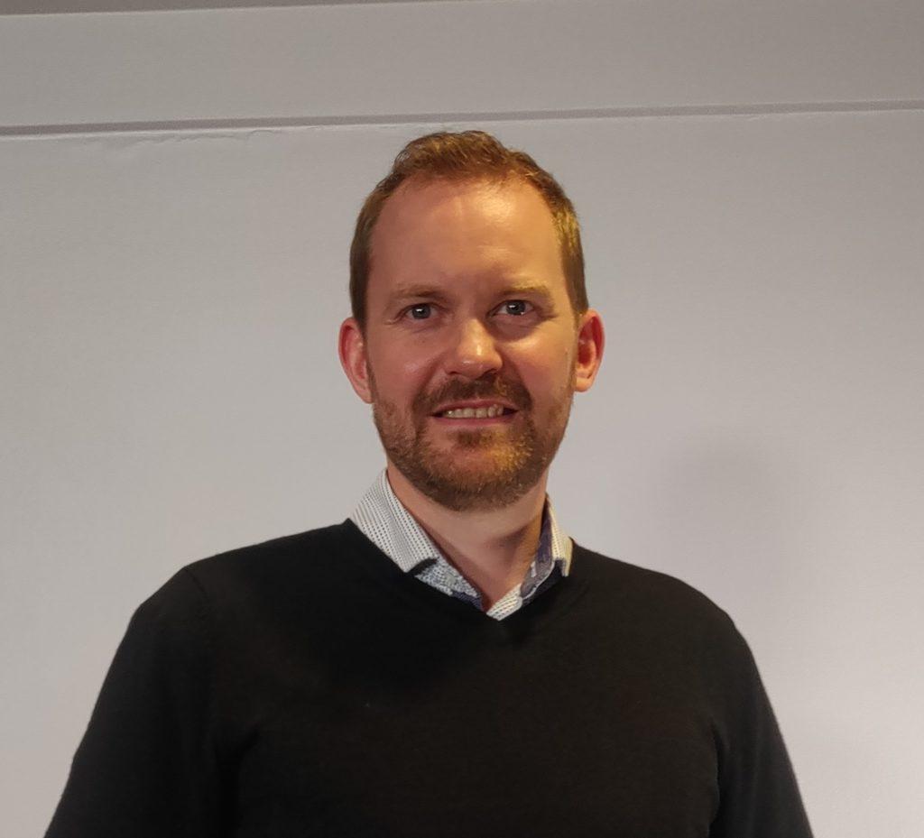 Egil Mattsson blir kommundirektör i Brändö i oktober.