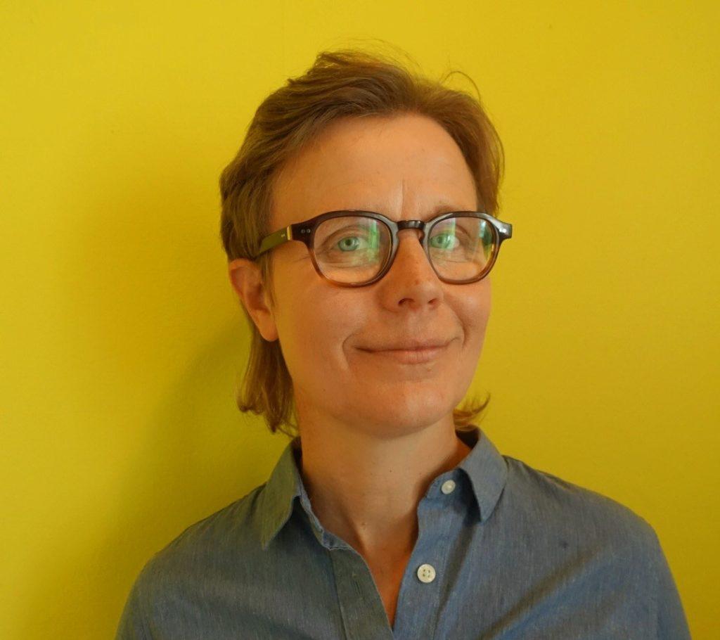 Sara Sundell är sakkunnig på Folkhälsan.